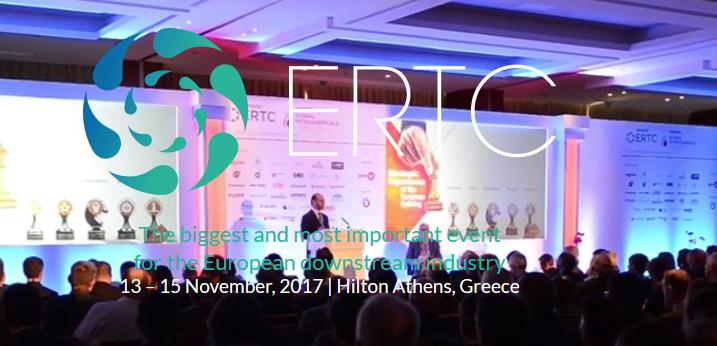 Petrogenium at ERTC 2017 in Athens