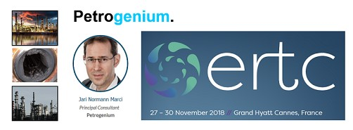 Petrogenium at ERTC 2018