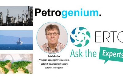 Petrogenium present at ERTC 'Ask the expert' in March 2019