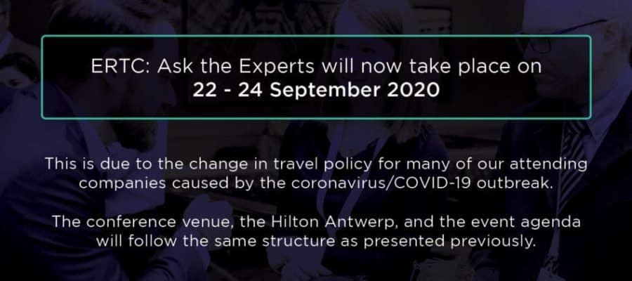 Visit Petrogenium at ERTC: Ask the Experts in September 2020
