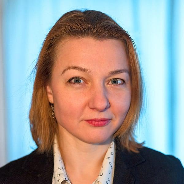 Anna Kryzhanovskaya